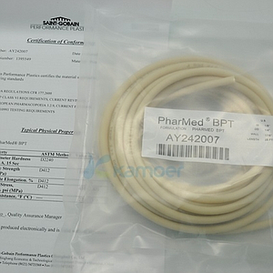 Pharmed Pump Tube (4.8*9.8mm / meter)